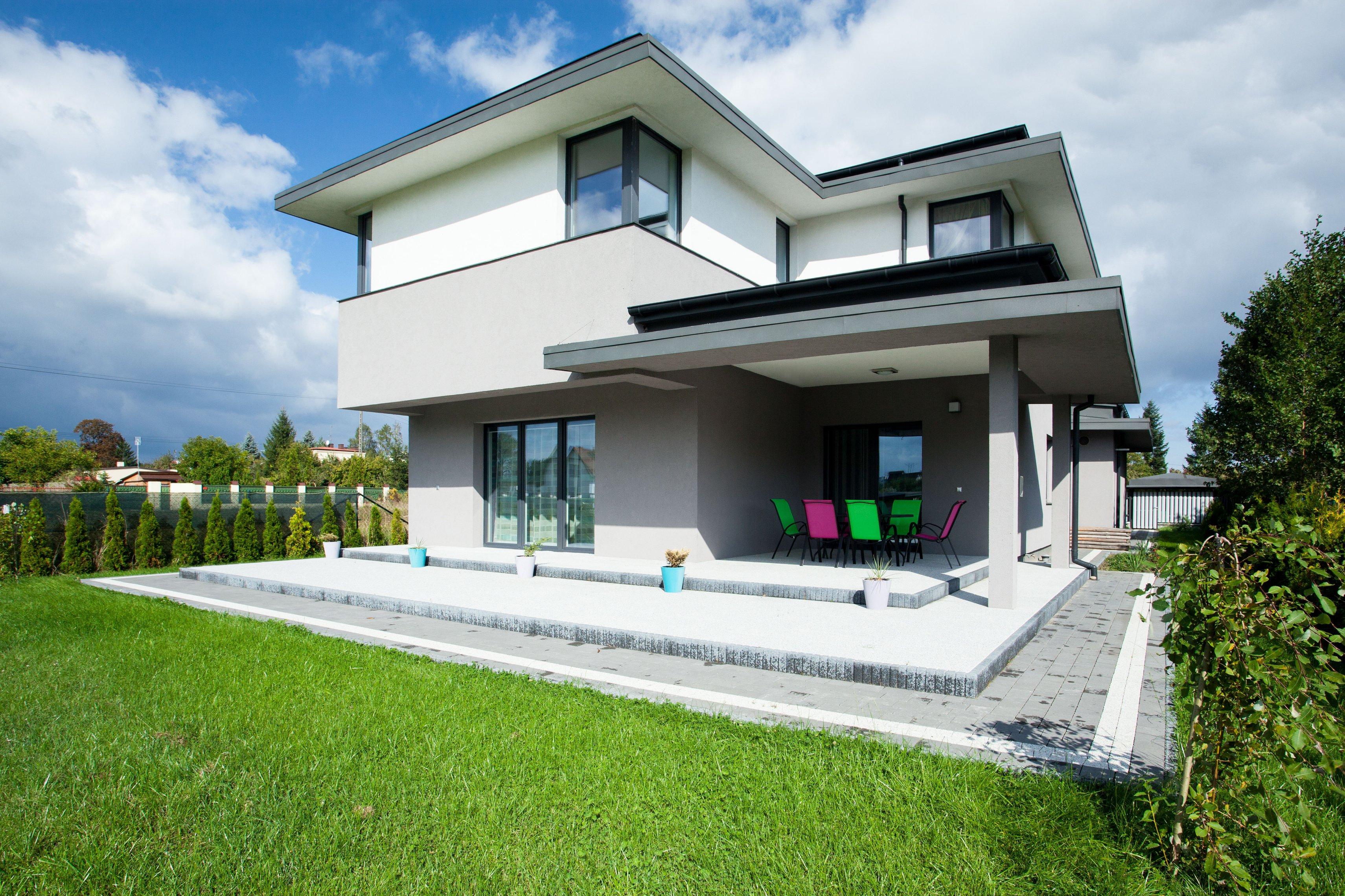 Kabe farben armasil silikonov om tka silikonov om tky - Progetto di casa moderna ...